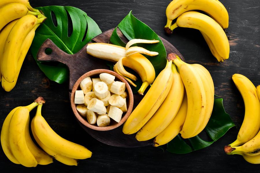バナナを正しく美味しく食べよう