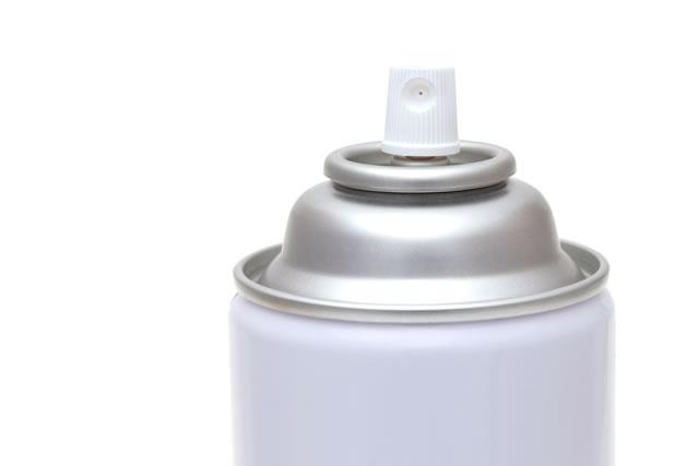 スプレー缶 ノズル スプレー