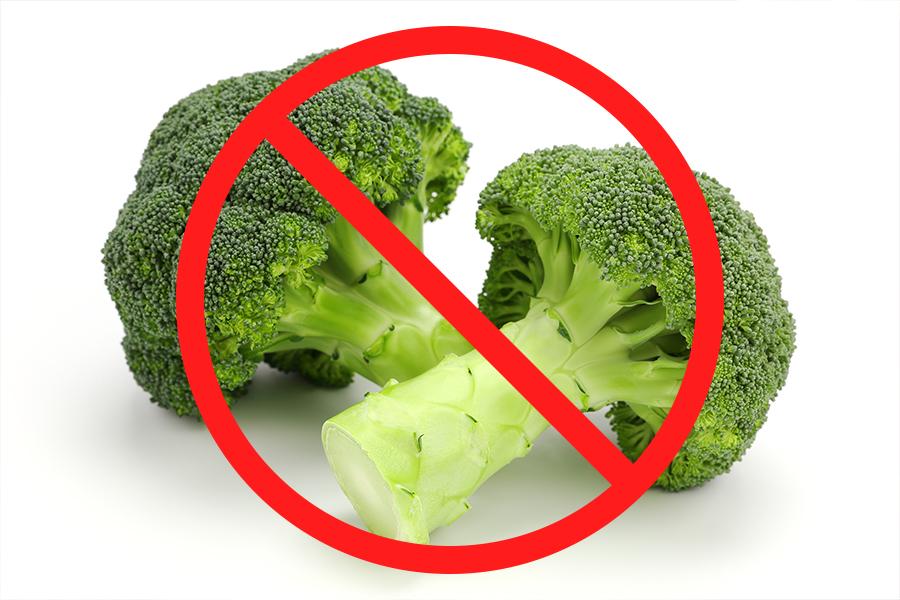 食べ ブロッコリー れる 茎