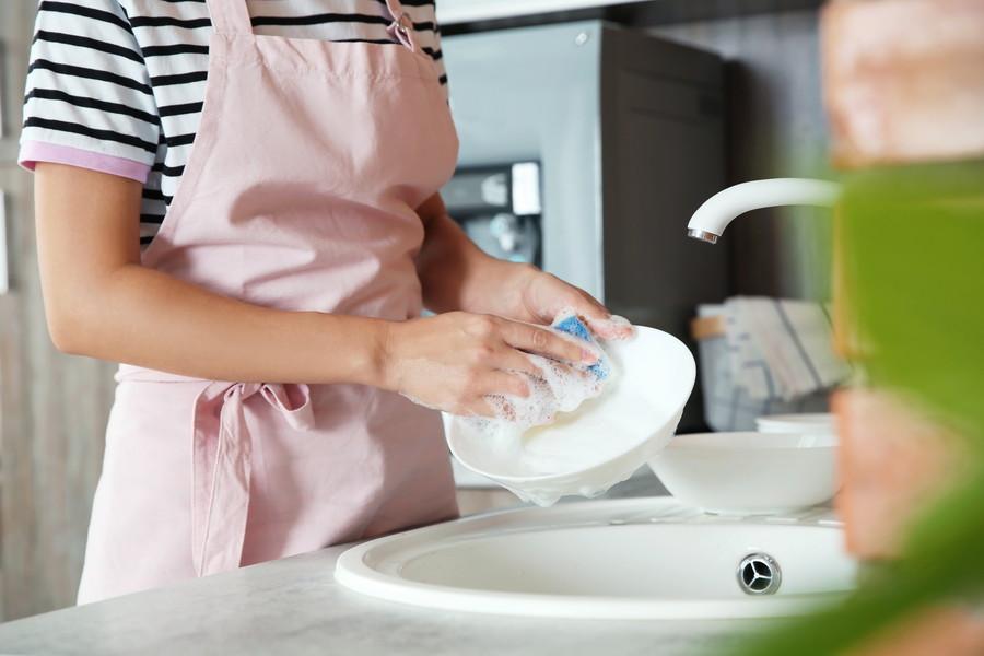 食器洗いのポイントは?