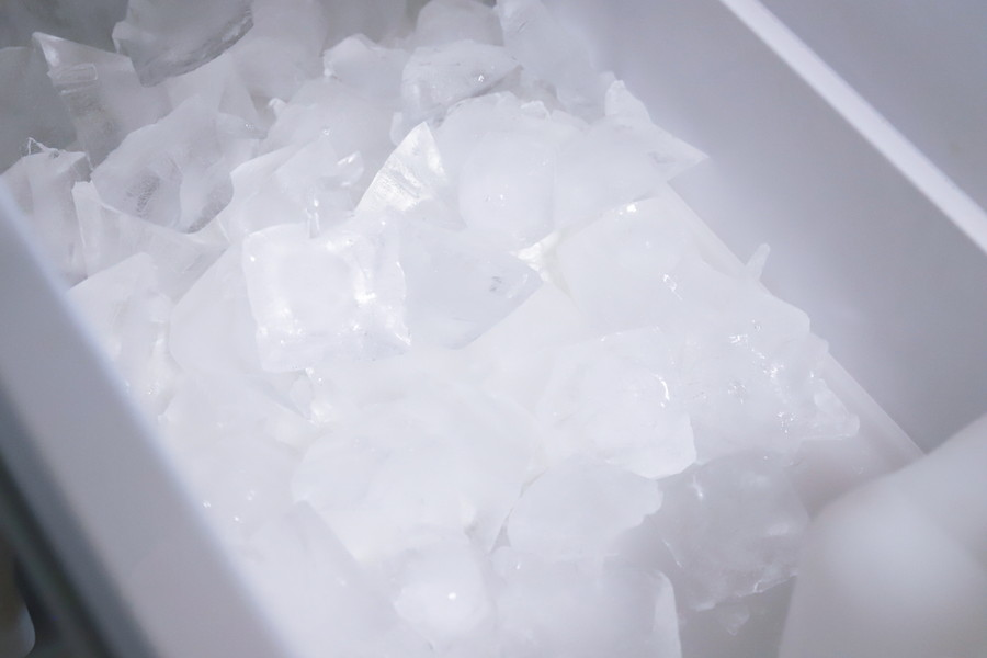 氷が作れなくなってしまった