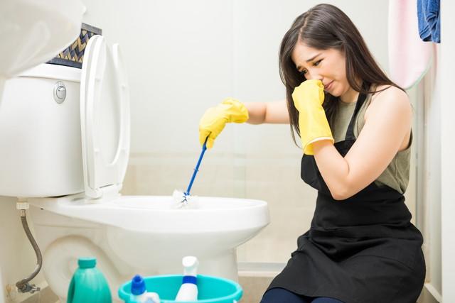 なぜトイレが臭くなるの?