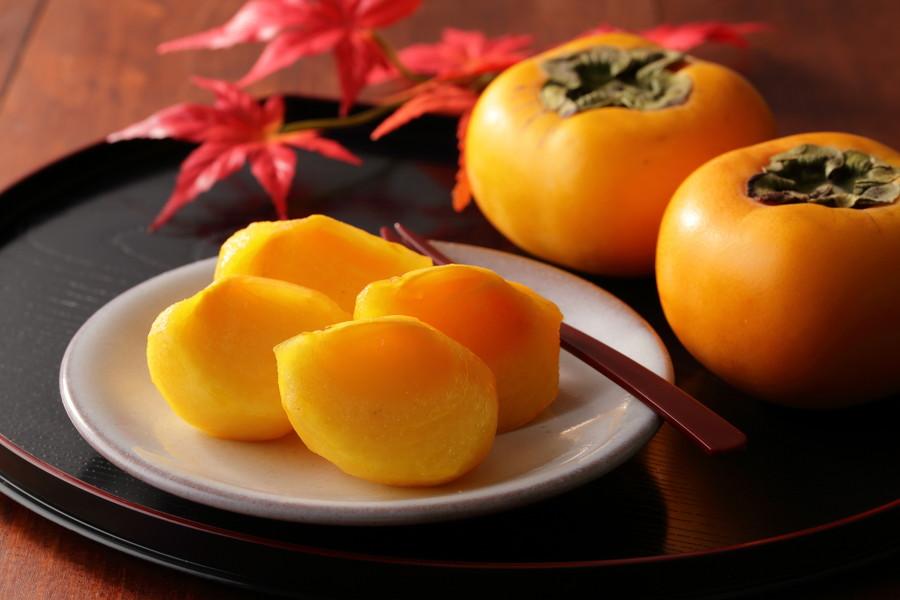 秋が旬の柿