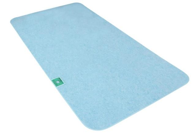 珪藻土入り除湿シート 寝具用 防湿 防ダニシート