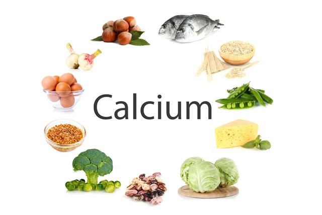 カルシウムの食材