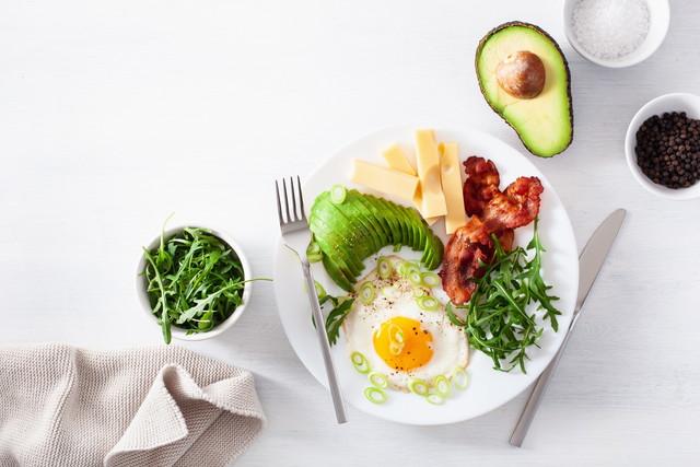 糖質制限やダイエット中のヘルシーな食事メニュー