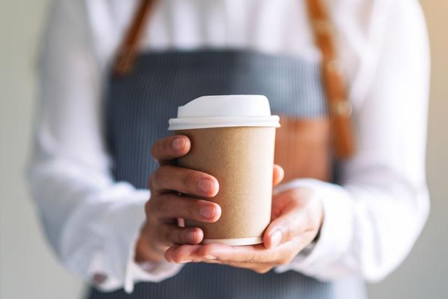 店頭用コーヒー