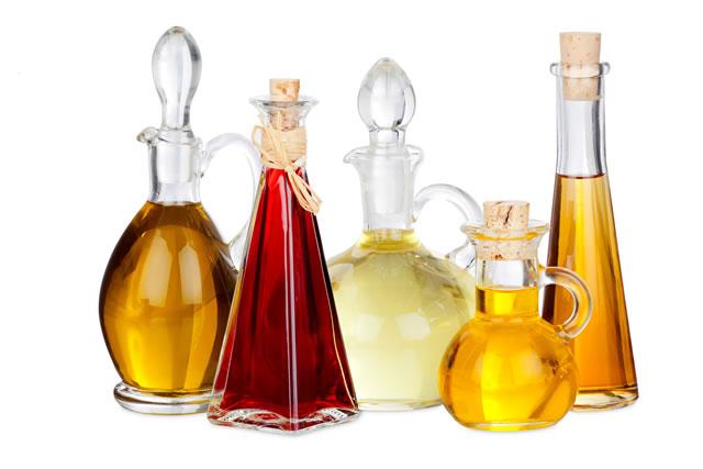 色々な料理油