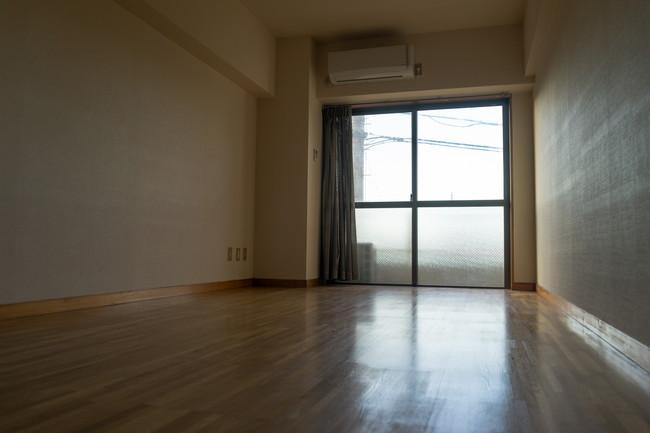 アパートの空き部屋