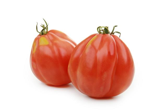 ぶよぶよのトマト