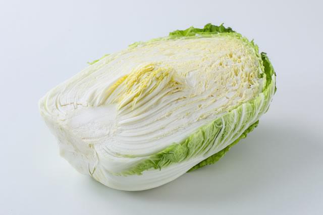 痛んだ白菜