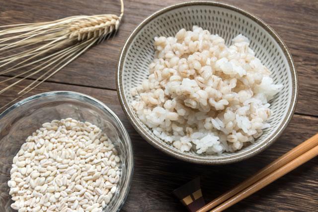 もち米と白米