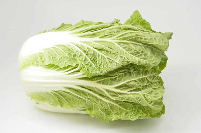丸ごとの白菜