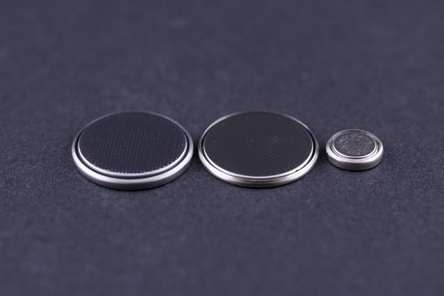 電池式電池3種類