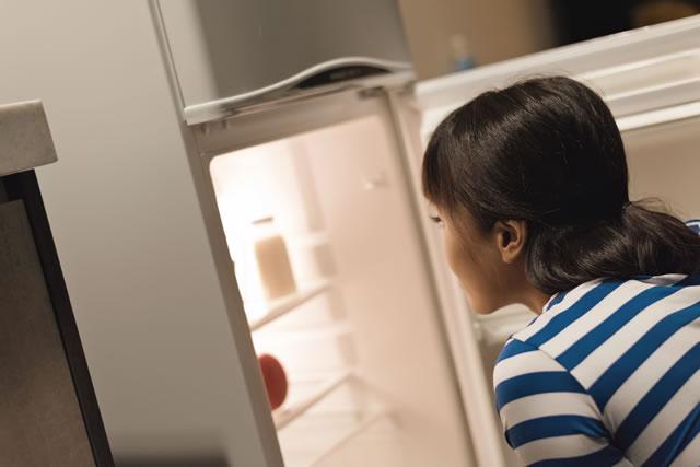 冷蔵庫内のタルタルソース