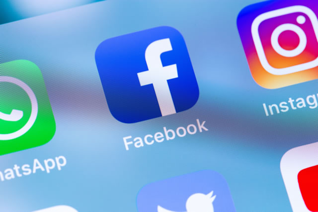 フェイスブックのアイコン