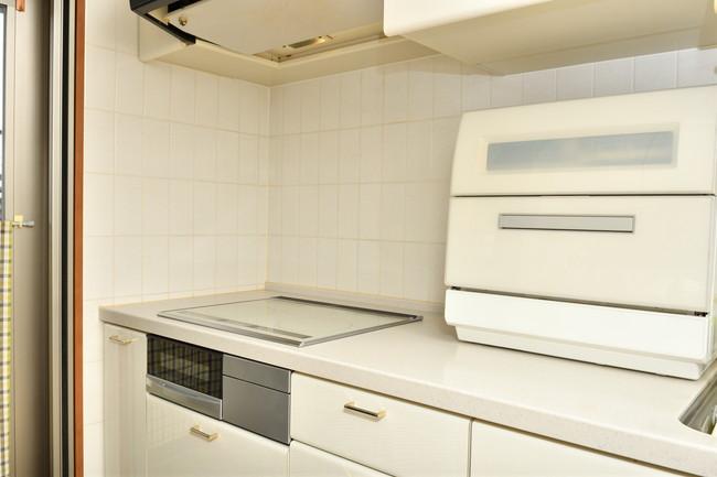 据え置きタイプの食洗器