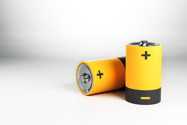 単一乾電池