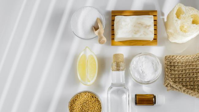 クエン酸と混ぜる材料