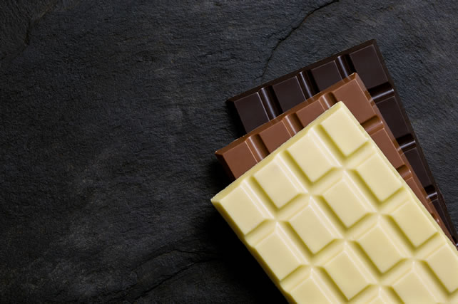色々なチョコレート