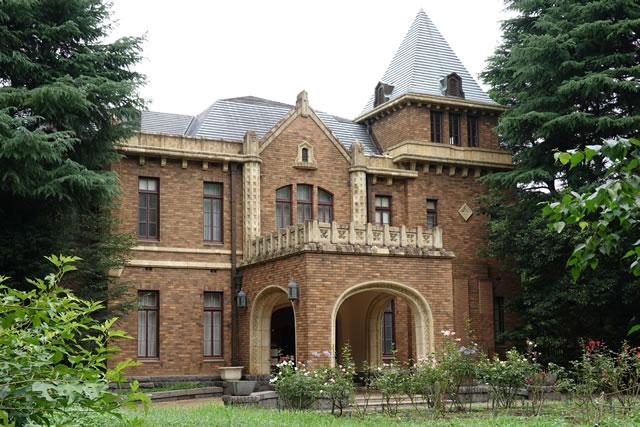 貴族の邸宅