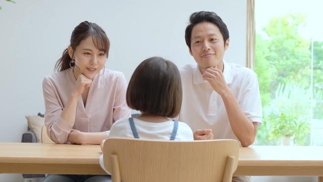 親子の話し合い