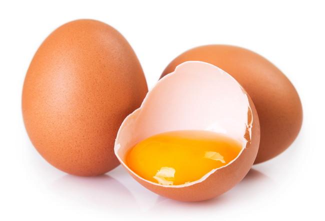 2つの生卵