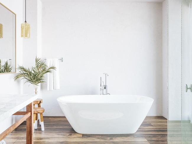 美しいお風呂