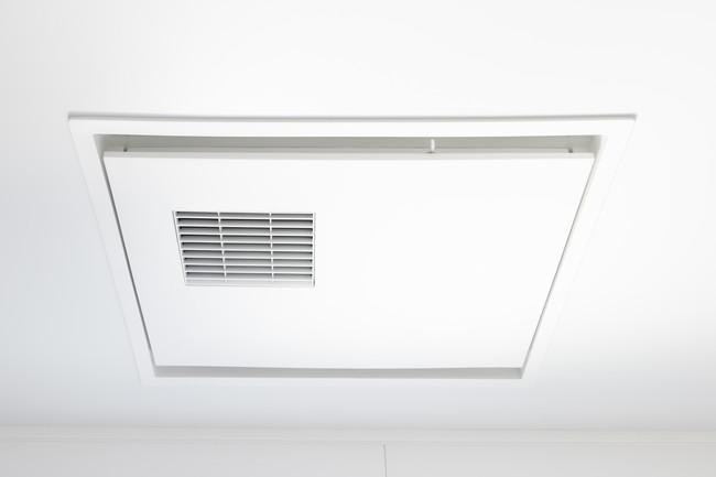 浴室の換気システム
