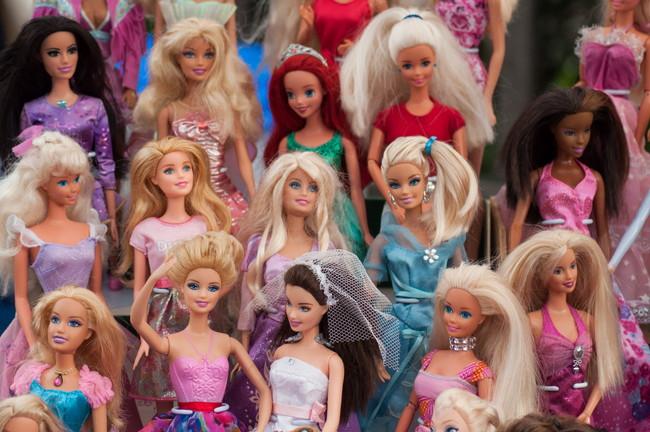複数の人形