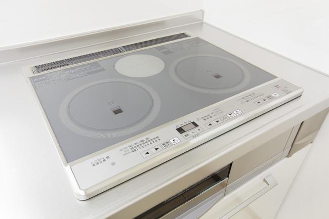 新品のIH調理器