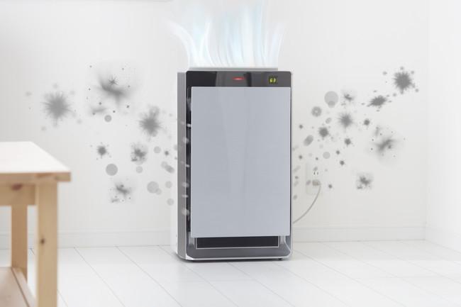 空気清浄機とウィルス