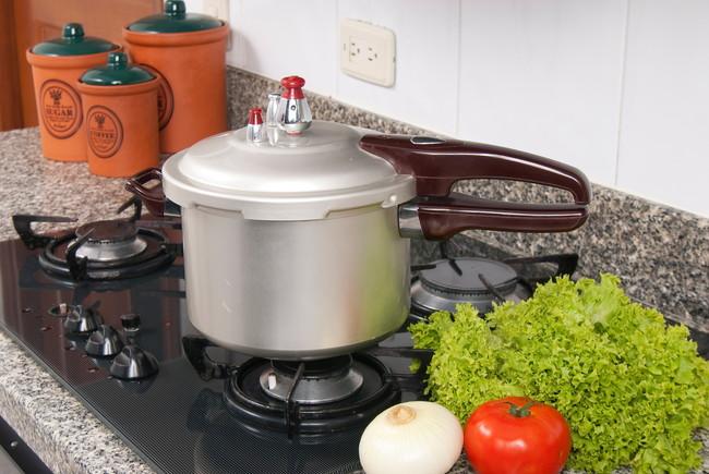 小さめの圧力鍋