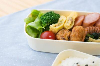 冷凍食品のお弁当イメージ