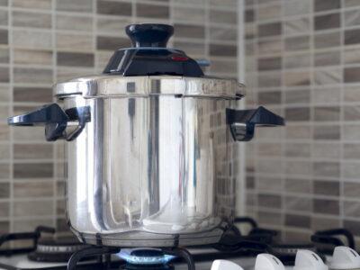 大きめの圧力鍋