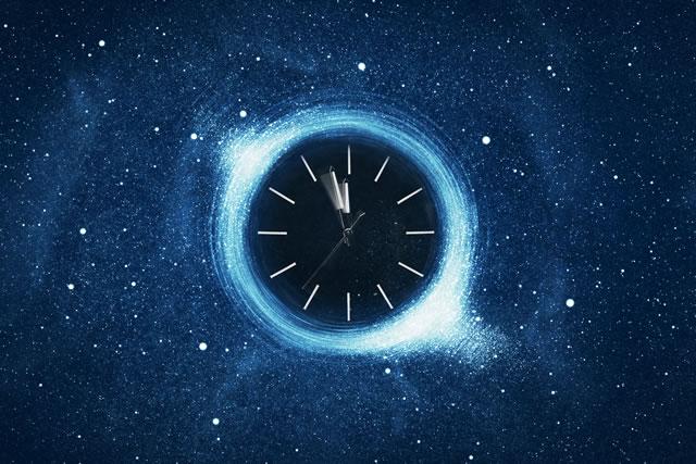 夜の時間帯