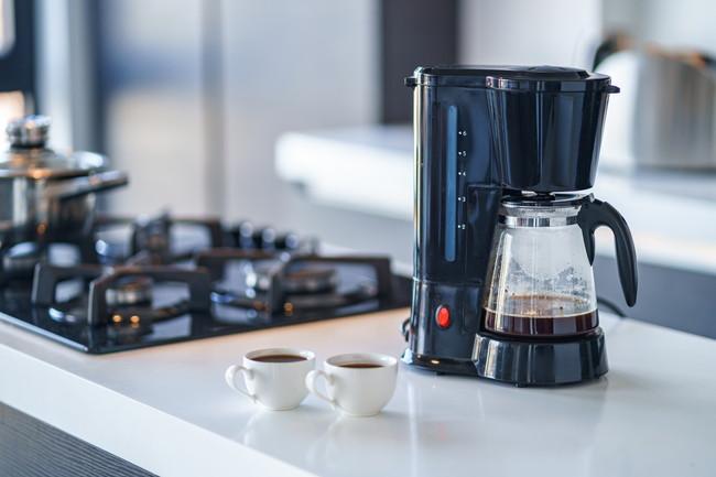 コーヒーメーカーで作ったコーヒー