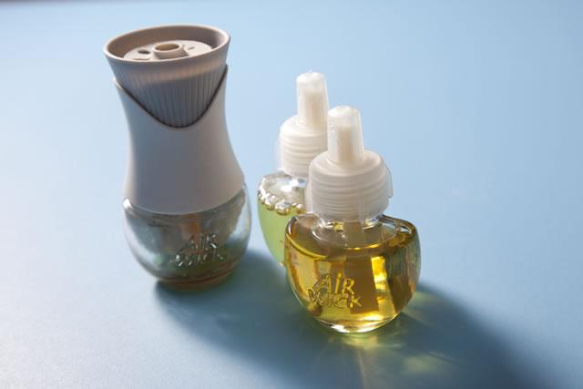 芳香剤とアロマ