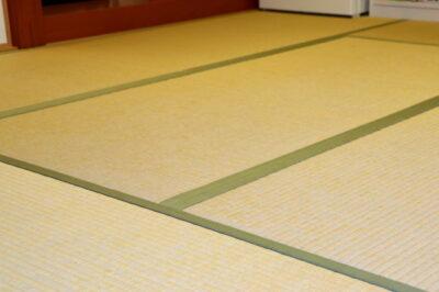 畳が敷かれた和室
