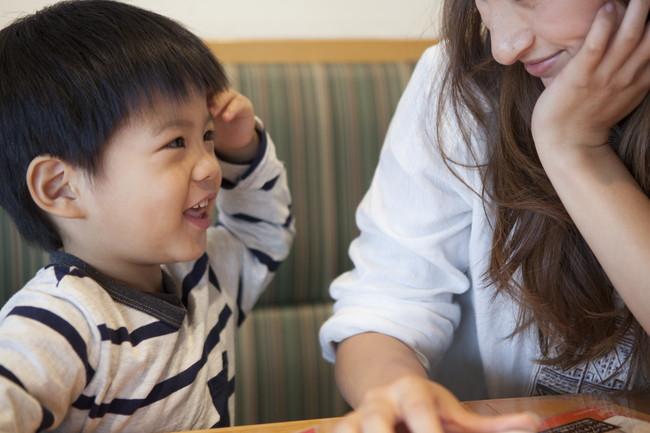 母親と息子の対話