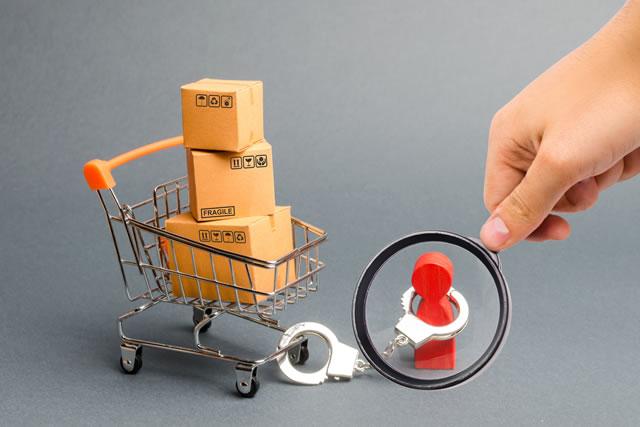 余計な買い物を減らすイメージ