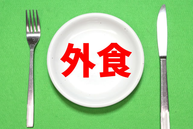 外食イメージ