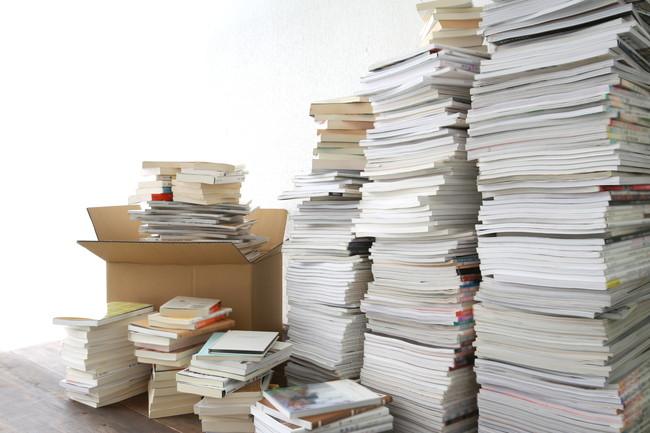 本の処分と断捨離