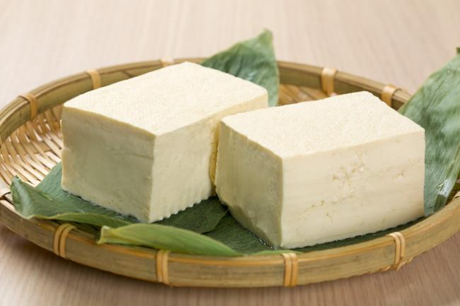 1丁の木綿豆腐