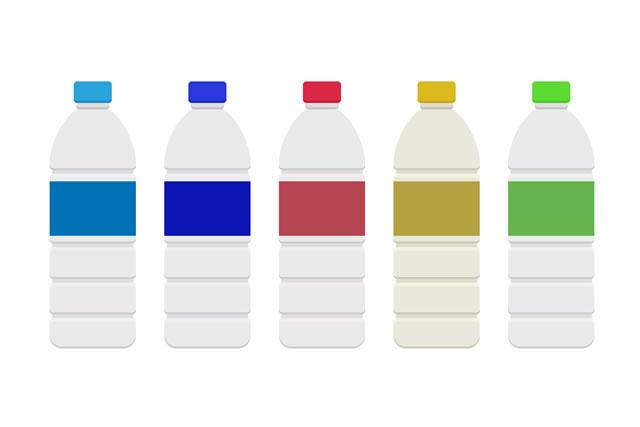 色々なペットボトル