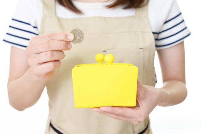 主婦の節約のイメージ