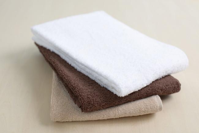 3色タオル