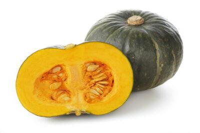 完熟したかぼちゃ