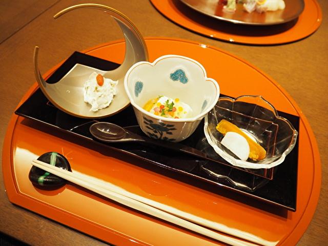日本料理 つきだし