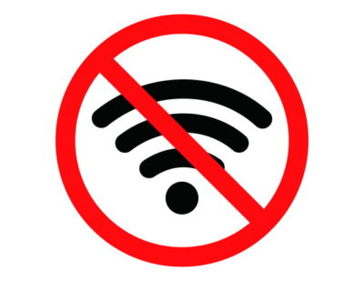 Wi-Fi接続不可
